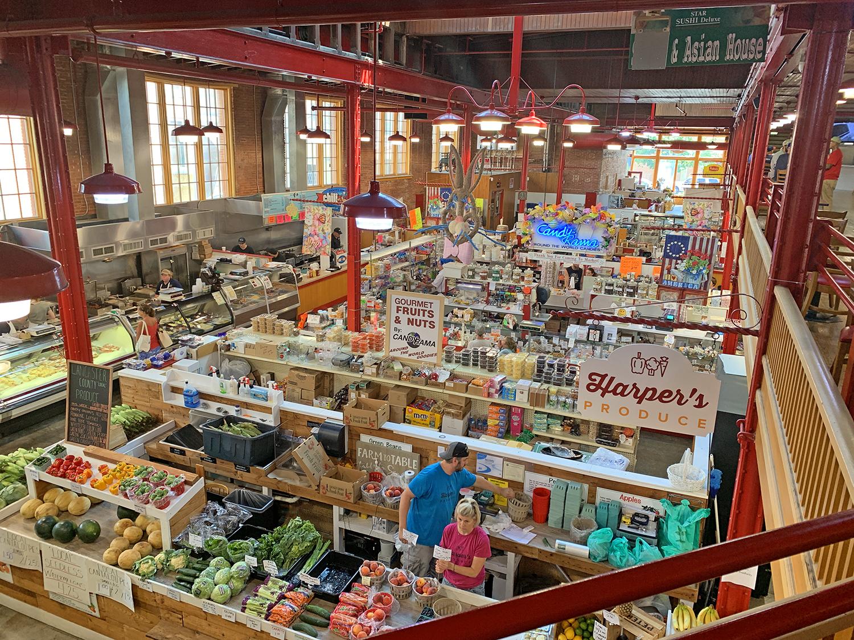 Informasi Tentang Pasar Pertanian di Pennsylvania